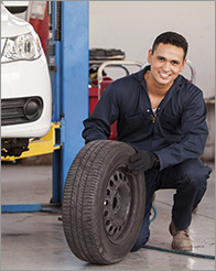 X J Auto Svc Inc  : Calgary Tire Shop: Tire Selection